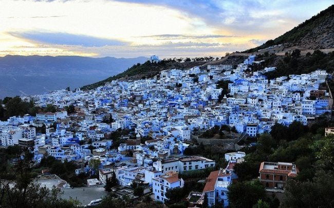 Beautiful Chefchaouen