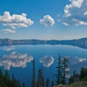 Crater Lake, USA