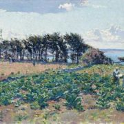 E. Phillips Fox. Cabbage Patch