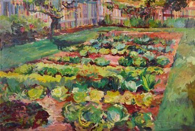Ellen Jean Diederich Amish. Cabbage Patch