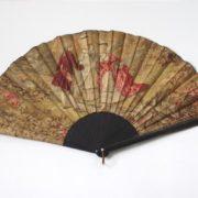 Folding fan, Austria, 1900