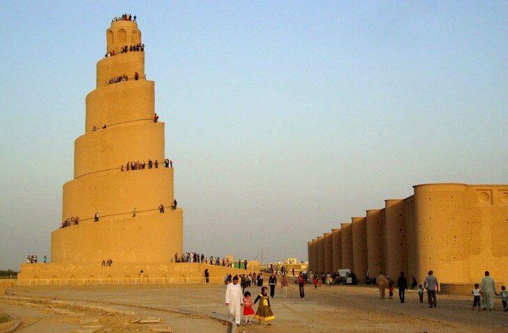 Great Mosque in Samarra