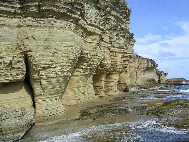 Herculean pillars