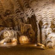 Hercules caves on Cape Spartel