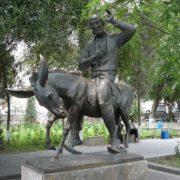 Islamic jester Nasreddin Hodja