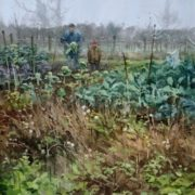 John Lines. Cabbage Again