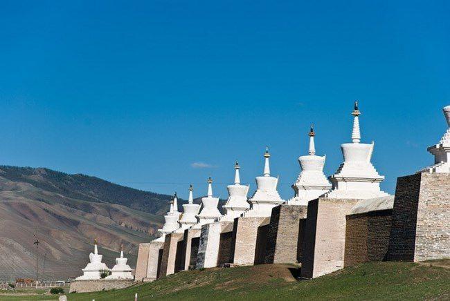 Karakorum is an ancient city