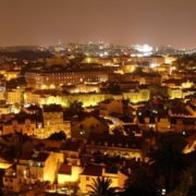Lisbon - the capital of Portugal