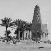 Mausoleum of Zimurrud Khatun in Baghdad
