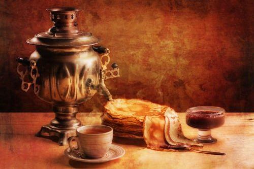 Modest charm of Samovar