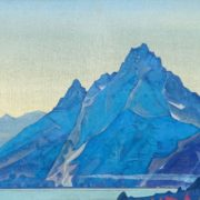 Nicholas Roerich. Wonderful Lake