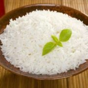 Rice - healthy food