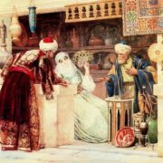 Roberto Raimondi. The Merchant