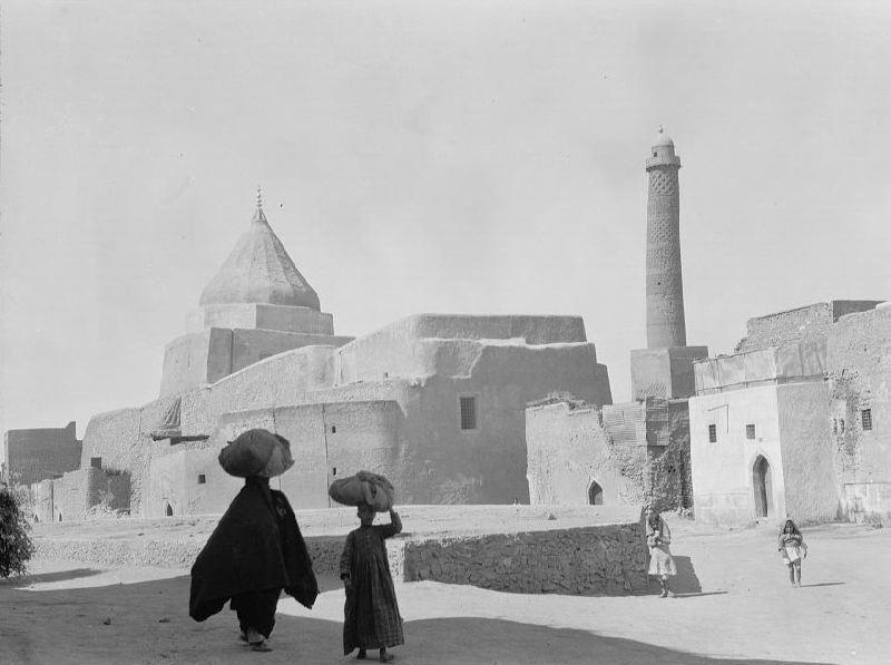 Sanctuary of the Yazidis in Mosul