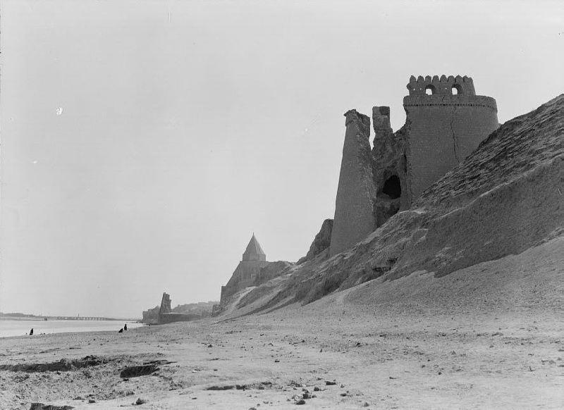 Sennacherib's castle