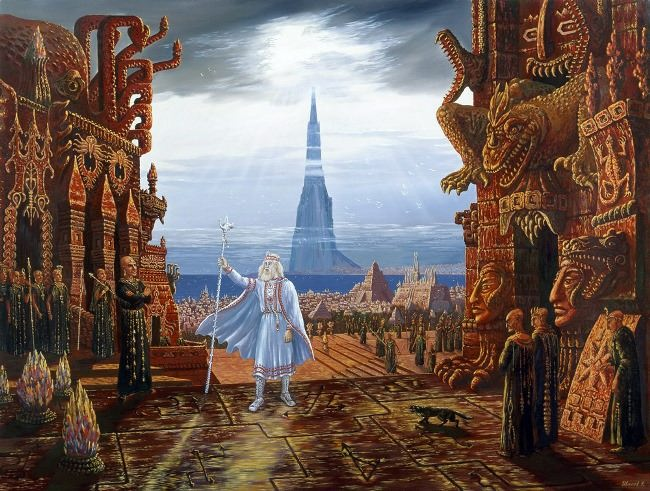 The Messenger of Asgard in Atlantis, 2006
