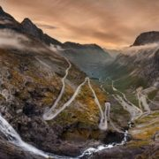 Trollstigen - National Tourist Road