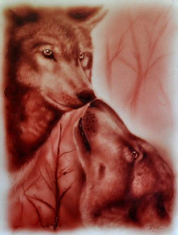 Wolves by Rev Mayers