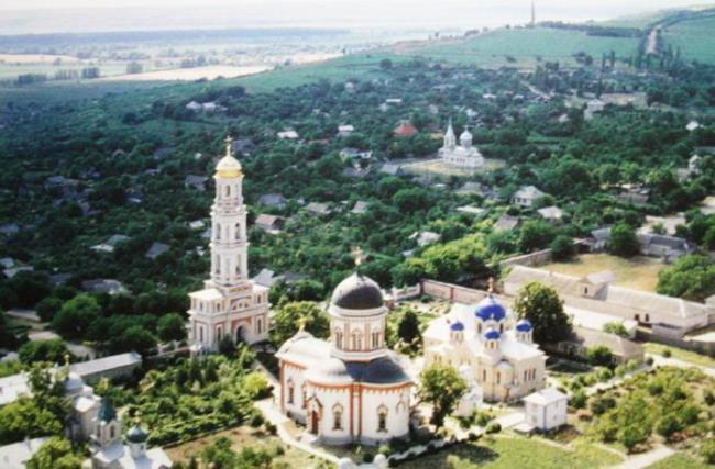 Wonderful Monastery