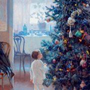 Alexander Levchenko, New Year Morning
