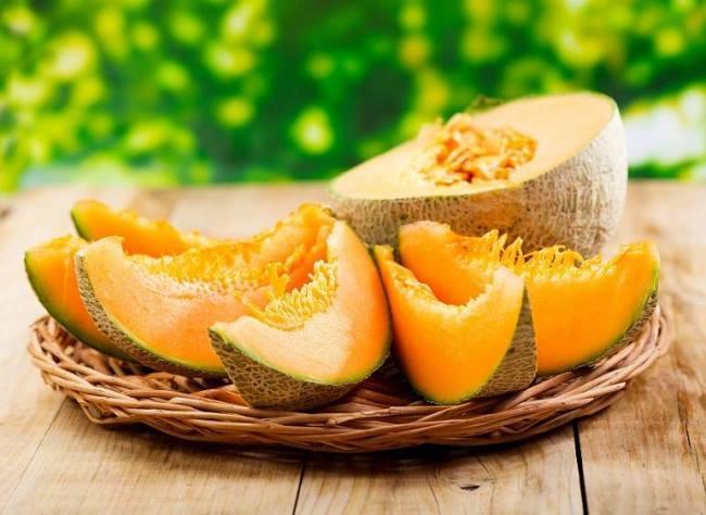 Amazing melon