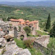 Ancient city of Mystras