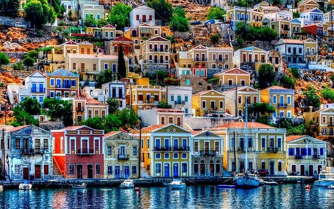 Attractive Greece