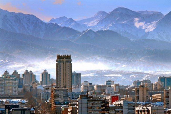 Attractive Kazakhstan