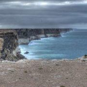 Australian Bund rocks are called the Edge of the Earth