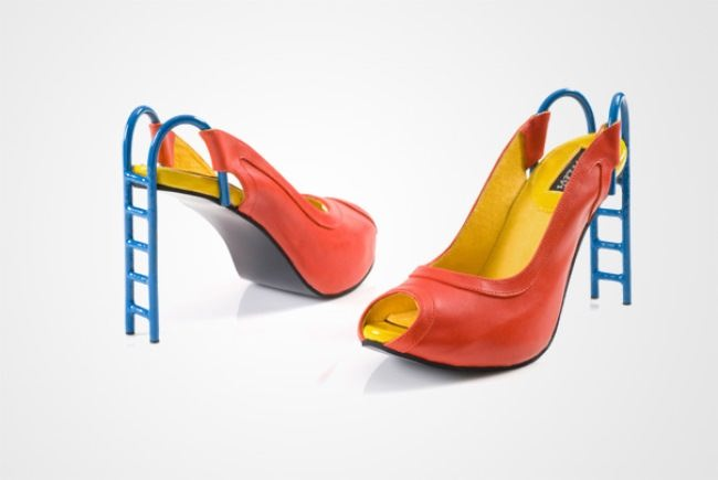 Awesome shoes by Kobi Levi
