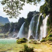 Banzek Waterfall, Vietnam