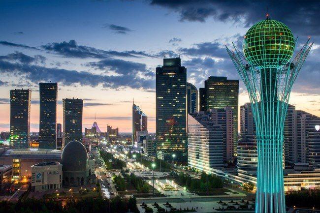 Beautiful Kazakhstan