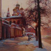 Beautiful Nizhny Novgorod by Alexei Chernigin