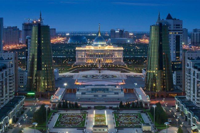 Charming Kazakhstan
