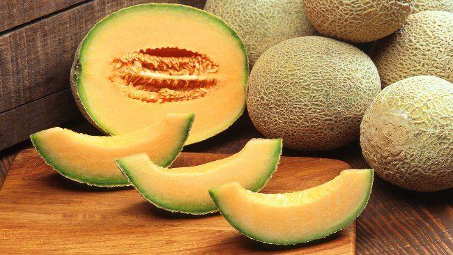 Cute melon