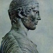 Delphic charioteer