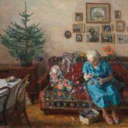 Egor Zaitsev, The Christmas Tree, 1996