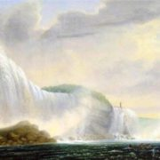 Ferdinand Richardt. Niagara Falls