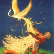 Firebird - symbol of wealth