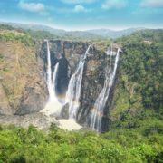 Gerosoppa Falls, India