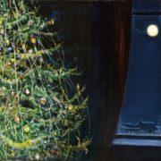 Glazunov Ilya Sergeevich. New year's night