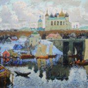 Gorbatov Konstantin Ivanovich. Novgorod, 1919