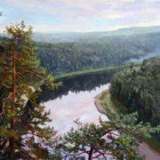 Gorgeous Ural Mountains by Alexander Samokhvalov