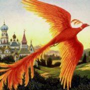 Graceful Firebird