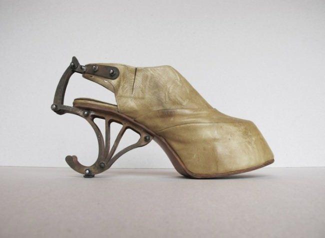 Graceful shoes