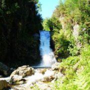 Grohotounun Waterfall
