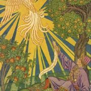 I. Bilibin. Ivan Tsarevich and Firebird