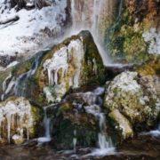 Ilyinsky spring in the Urals