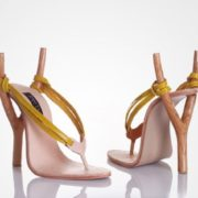 Interesting shoes by Kobi Levi