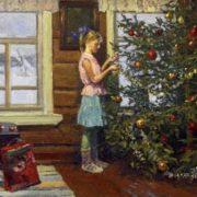 Irina Rybakova, Christmas Tree, 2012